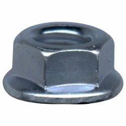 SS Lock Nut, Size: M3 - M48