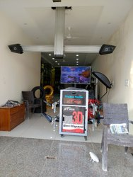 Technovector 3d Wheel Alignment Cieling Hanging Type