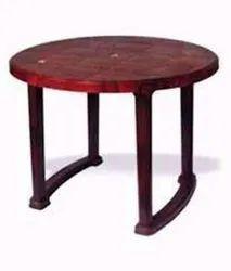 Nilkamal Meradian Dining Table, Four Seater