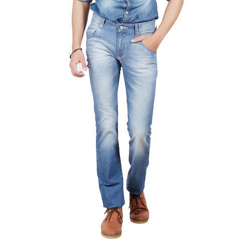 Denim Numero Uno Blue Regular Fit