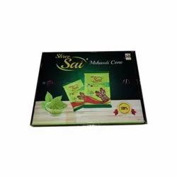 Green 1 kg Shree Sai Mehndi Powder, Packaging Type: Packet