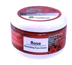 Aromablendz Rose Face Cream