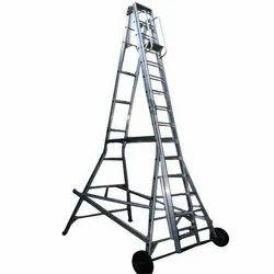 Aluminium Square Type Tower Ladder