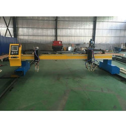 Heavy Type Gantry CNC Cutting Machine