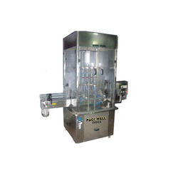 Automatic Pressure Over Filling Machine