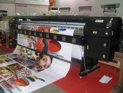 PVC Flex Solvent Printing