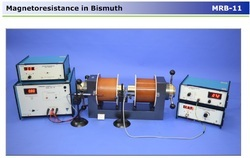 MRB11 Measurement Of Magnetoresistance In Bismuth