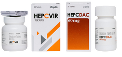 Hepcvir and Hepcdac