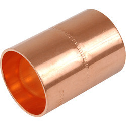 Copper Straight Coupling