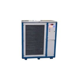 Single Stainless Steel Water Chiller, Automatic Grade: Automatic, Capacity: 1 ton