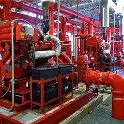 Industrial Fire Hydrant System