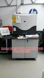 2000 Phr Laser HP INDIGO 3550 RC