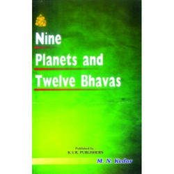 Nine Planets And Twelve Bhavas