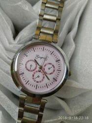 Ladies Bracelet Pink Watch