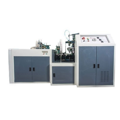 BM ULTRA Paper Cup Machine, Automation Grade: Automatic, 1000-2000