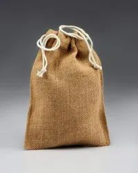 Reusable Jute Pouch