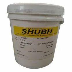 HR Black 500 Heat Resistant Paint