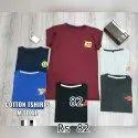 Mens Cotton T Shirt M to XXL
