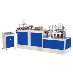 Fully Automatic Paper Cup Machine, Capacity: 0-500 cups per hour