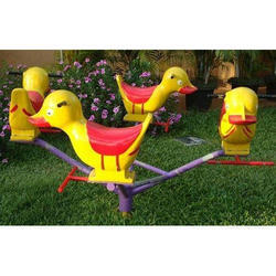Duck Merry Go Round four seater
