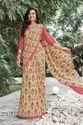 Enchanting Georgette Printed Casual Wear Saree