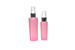 Baby Pink HDPE SB31 Spray Pump Bottle, Use For Storage: Oils And Perfume, Capacity: 50 & 100ml