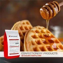 SwissBake Egg Free Golden Belgian Waffle Premix