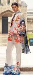 Cotton Designer Mina Hasan Lawn Suit