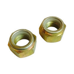 Gold Plated Nylock Nuts