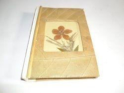 Flower Designer Handmade Writing Note Book