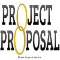Thesis Proposal Writing Services Consultancy