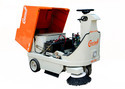 Battery Operated Sweeper For Hospitals