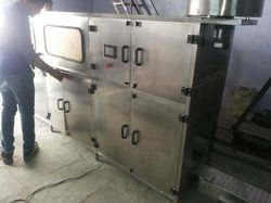 Jar Rinsing Filling Capping Machine