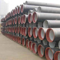 Ductile Iron Socket Spigot Pipe to IS:8329 Class K7 & K9