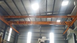 Double Beam EOT Crane