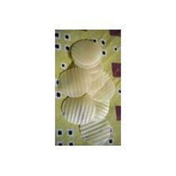 Pure Potato Wavy Chips, 100g and also available in 1kg and 5kg