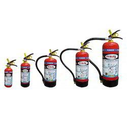 Multipupose Dry Powder Portable Extinguisher