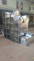 Prefabricated Duct Fittings Service