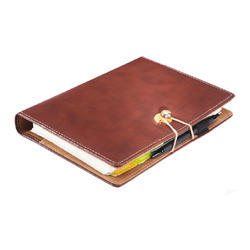 Executive Organizer Leatherette Diary