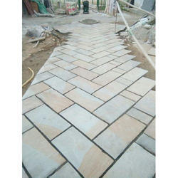 Exterior Sandstone Flooring