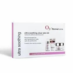 O3 Ultra Soothing Clear Skin Kit-150 Ml