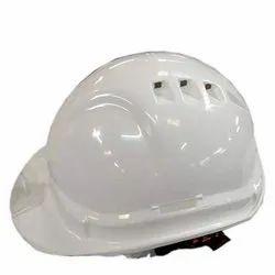 Wind' Helmet With Ratchet Head Band And Ventilation Ports (Safety Helmet)