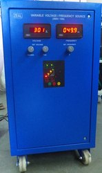 4.5kVA Variable Voltage Frequency Source