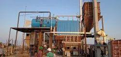 Husk Fired 1000-15000 Kg/Hr FBC Boiler IBR Approved