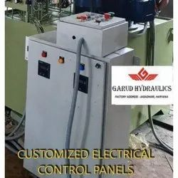 Electric Control Panel, Operating Voltage: 220-440 V, Degree of Protection: IP66