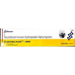 Erypro Prefil 4000IU Injection