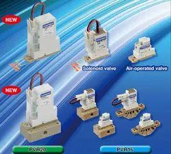 NPT White Koganei Micro High Flow Valve For Medical Devices