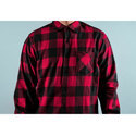 Mens Trendy Check Full Sleeves Shirt