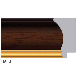 115-J Series Photo Frame Moldings