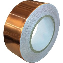Single Sided Copper Tape, Size: 1 inch, for Grounding System